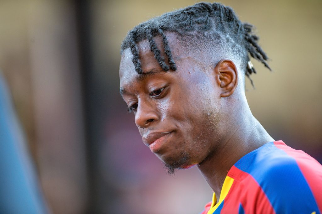 Aaron Wan-Bissaka: New Manchester United signing's jersey number revealed