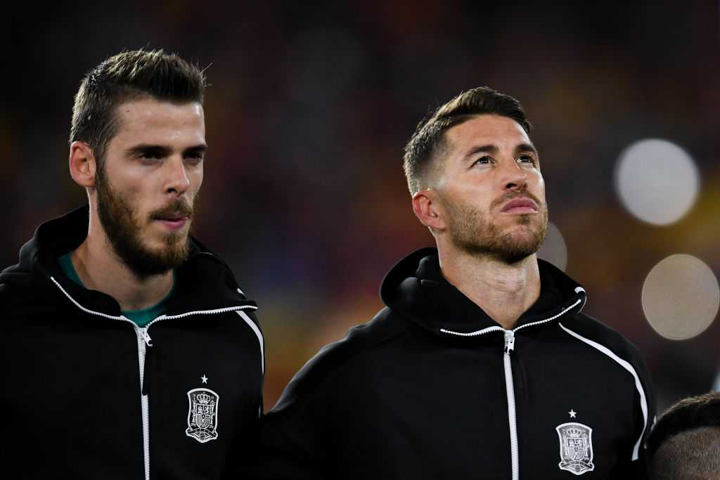 David De Gea: Cryptic twitter message to Sergio Ramos fuels Man United goalkeeper's transfer speculations