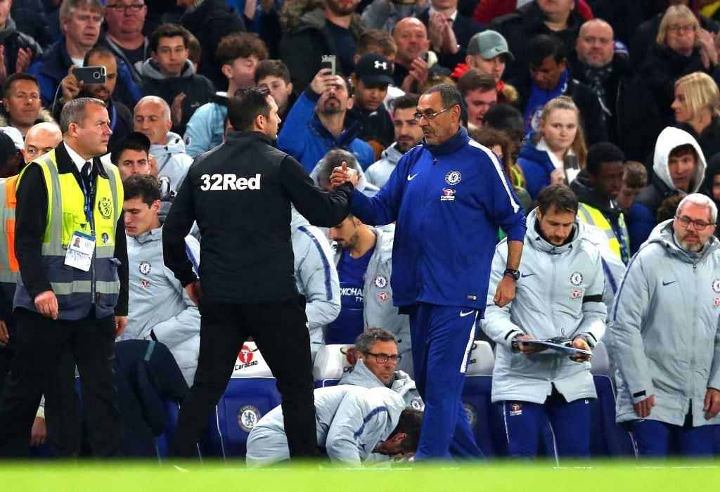 Maurizio Sarri replacement: Chelsea shortlist six managers as Sarri's successor at Stamford Bridge