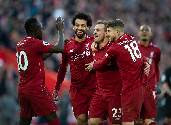 2019/20 Premier League Fixtures: When will Liverpool face Manchester City and Manchester United?