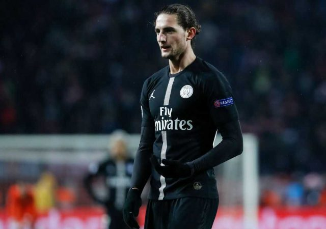 Adrien Rabiot to Manchester United: Red Devils offer massive wages to French midfielder