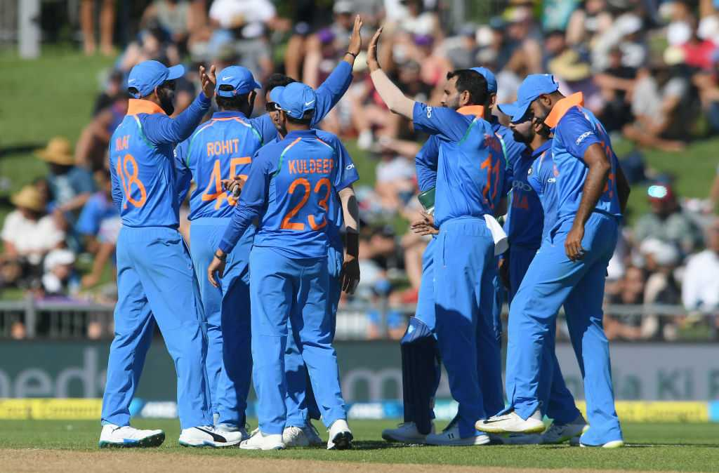 Indian Cricket Team Away jersey: Team India to wear Orange jerseys in 3 matches | Cricket World Cup 2019