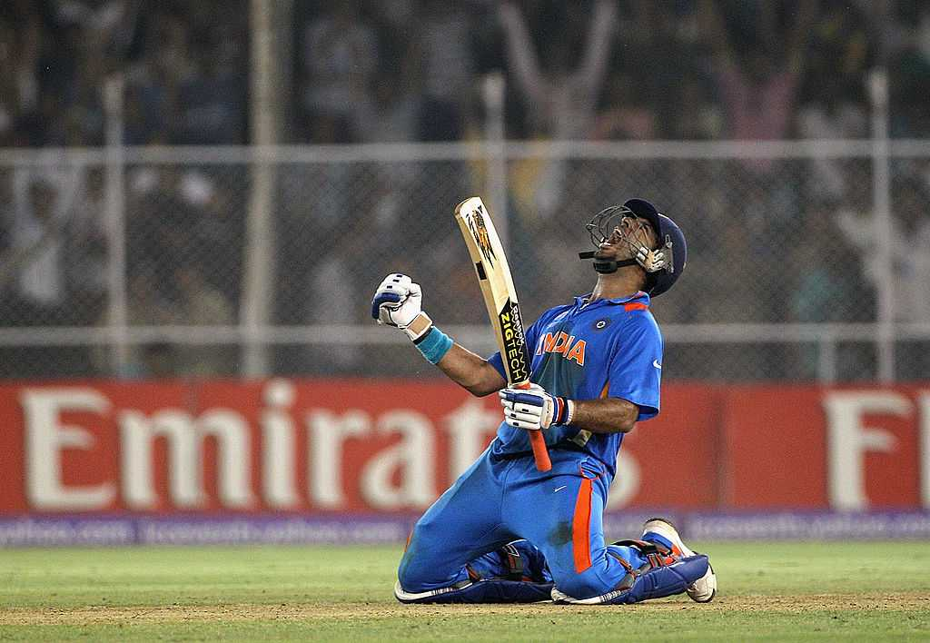 Yuvraj Singh retires from International cricket: Twitter reactions from Players, fans and teammates on Yuvraj Singh's illustrious career