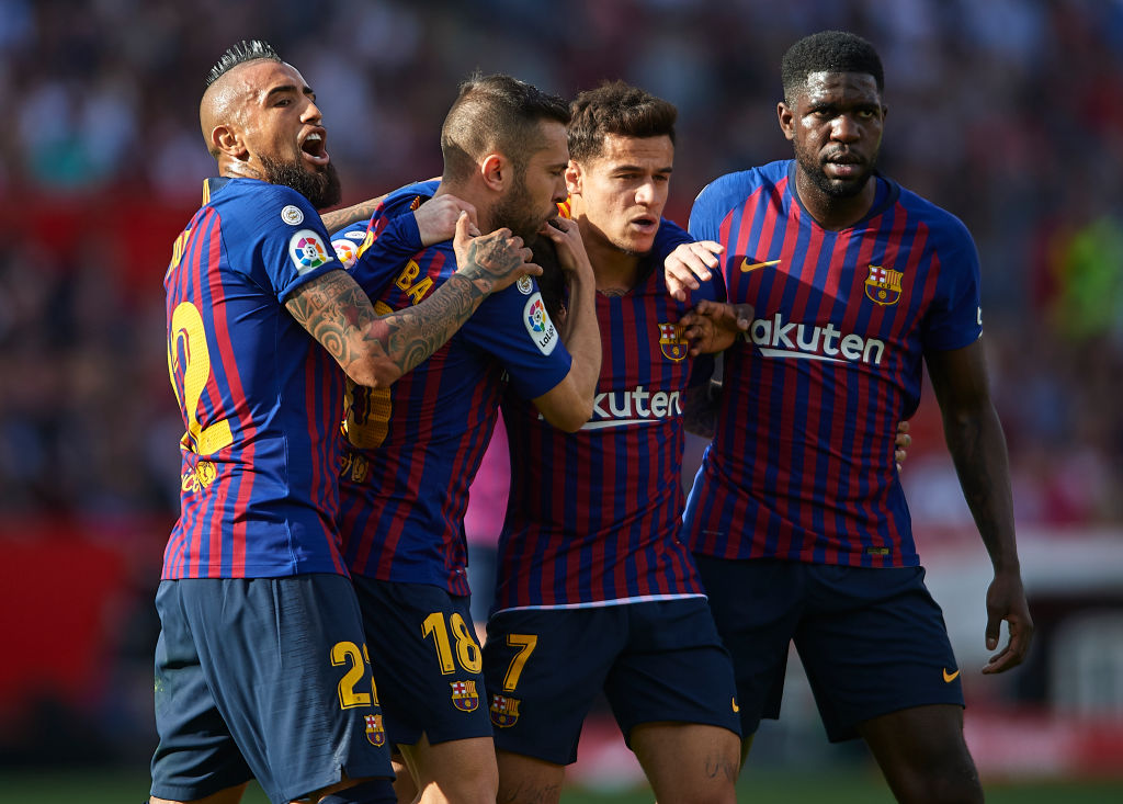 Arsenal Transfer News: Barcelona superstar snubs Arsenal interests to stay in Nou Camp