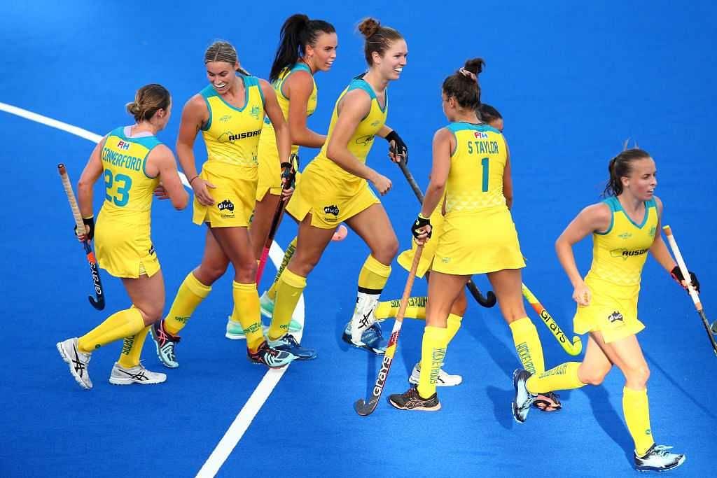 AUS-W vs CHN-W Dream11 Prediction : Dream11 Fantasy Tips for Australia vs China in Women's FIH Pro League