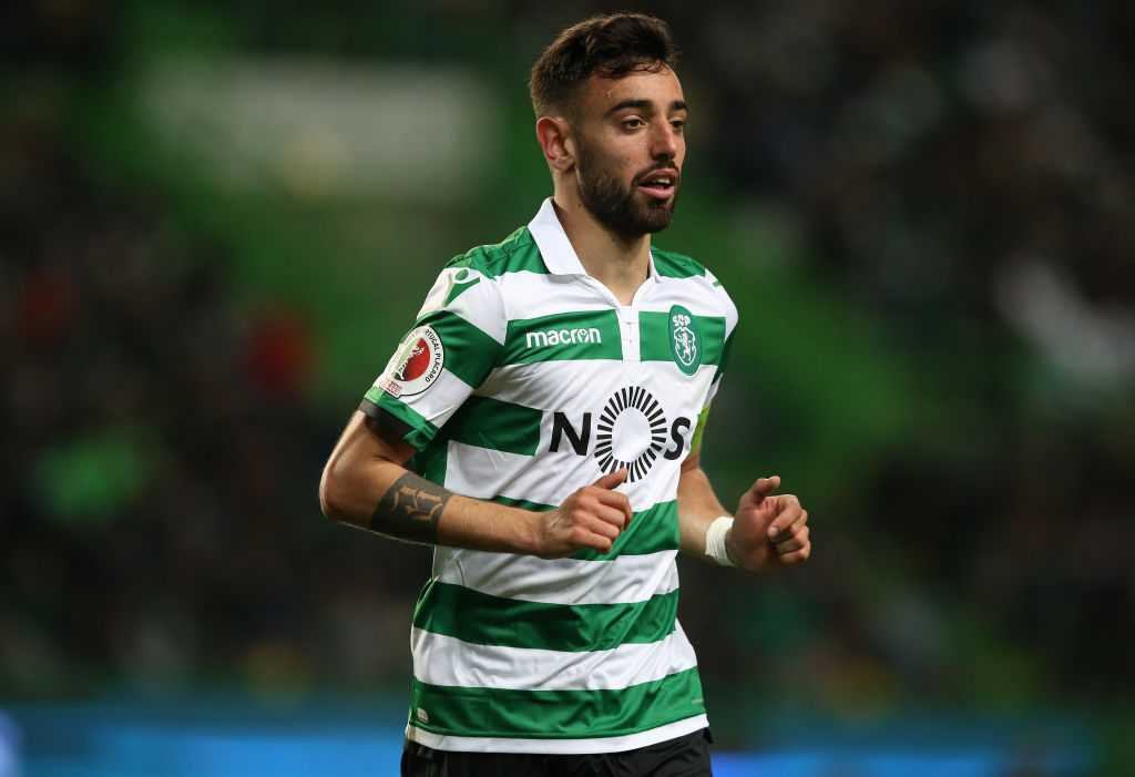 Bruno Fernandes Transfer: Midfielder breaks silence over potential Man Utd move