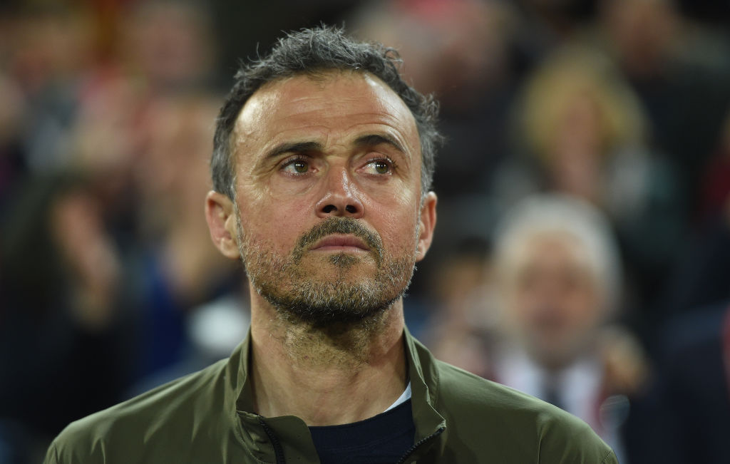 Luis Enrique: Former Barcelona manager steps down as Spain boss