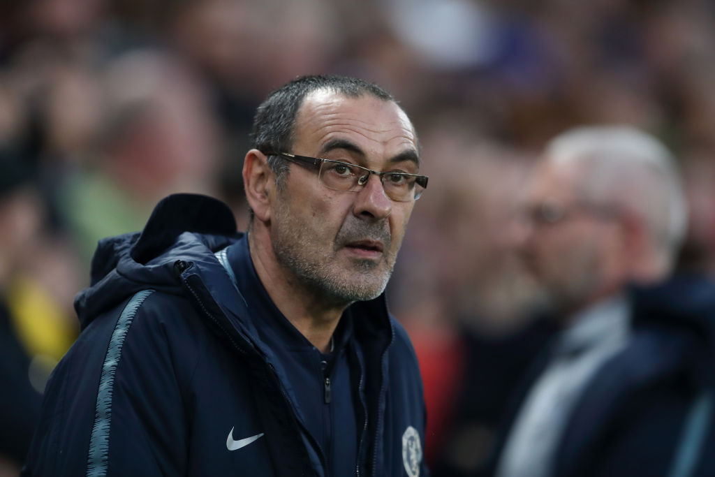Chelsea Transfer News: Maurizio Sarri requests Juventus to land two players from Chelsea