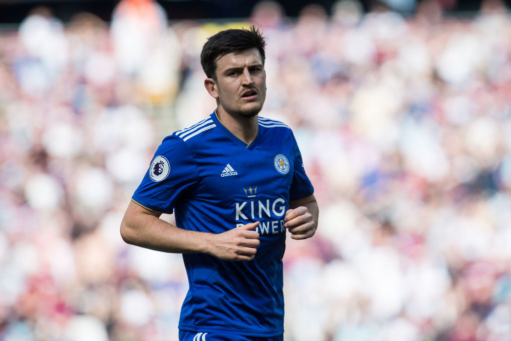 Harry Maguire: Man Utd and Man City willing to pay colossal fee for Leicester City defender