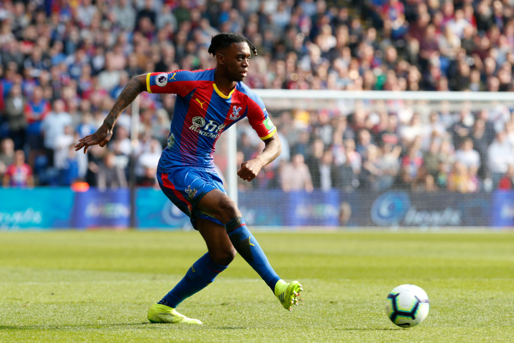 Aaron Wan-Bissaka: Manchester United reach to a mammoth transfer agreement with Crystal Palace