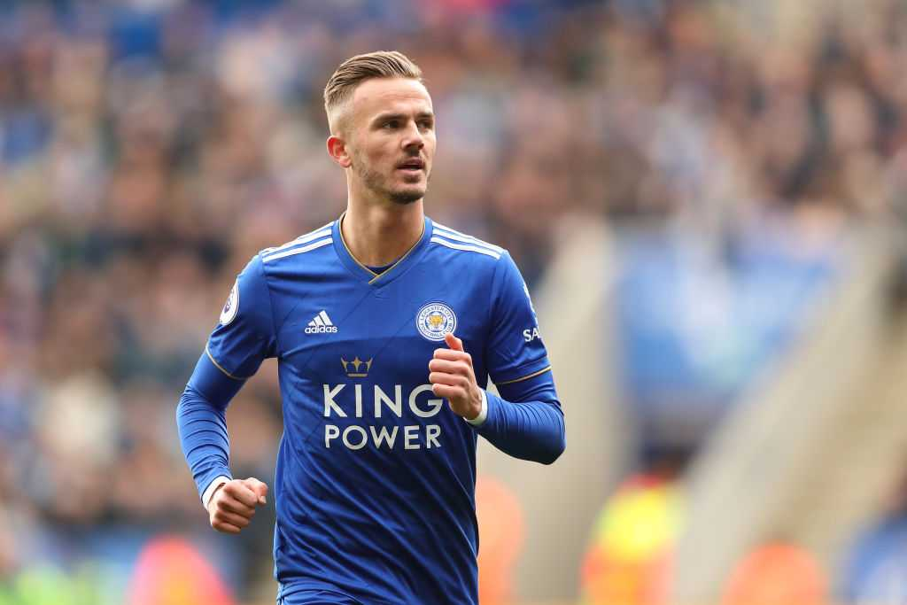 Manchester Transfer News: James Maddison father drop hints over Leicester City star to Man United with a video