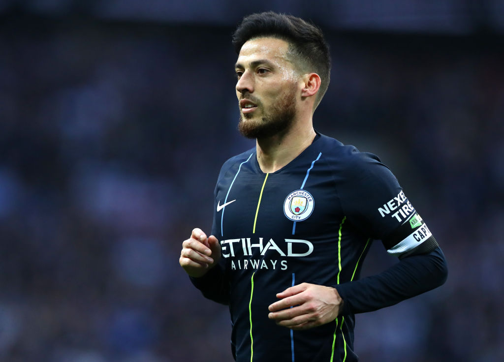 David Silva: Manchester City Star confirms exit from the club after ten-year spell