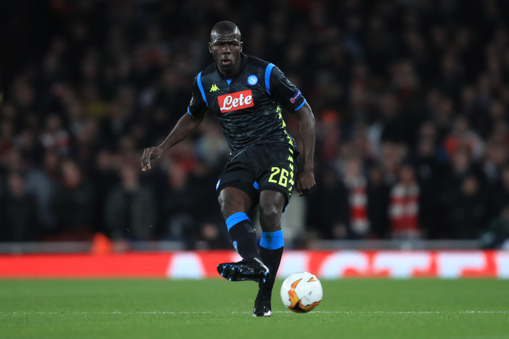 Kalidou Koulibaly tells an incredible story about Maurizio Sarri's insensitive act after former's child got born
