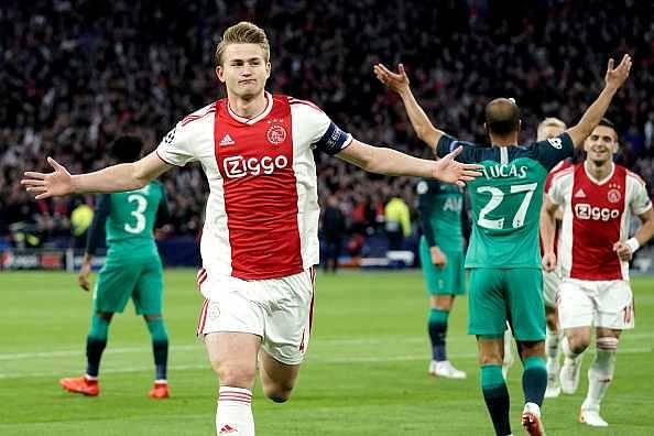 Matthijs De Ligt Transfer News: Barcelona dealt with huge blow as Ajax Skipper favours move to English giants