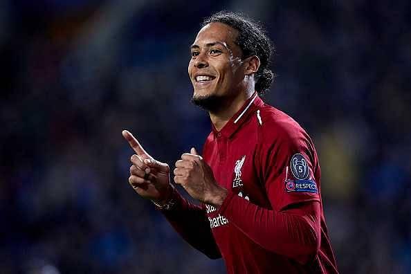 Virgil Van Dijk: Liverpool star demands new contract following Champions League triumph