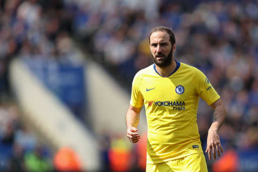 Chelsea Transfer News: Gonzalo Higuain agrees to join this Italian Club