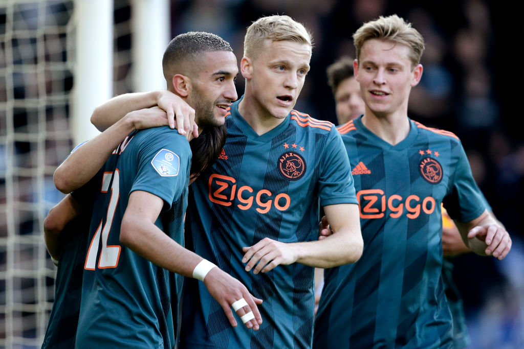 Liverpool Transfer News: Jurgen Klopp and Solskjaer interest on Ajax star confirmed by Dutch football expert