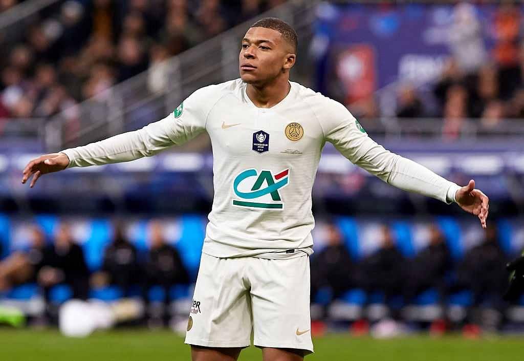 Kylian Mbappe: PSG Star asserts 'fake news' on Twitter amidst Real Madrid links