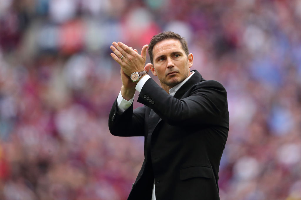 Frank Lampard to be revealed as Chelsea manager, announcement date known