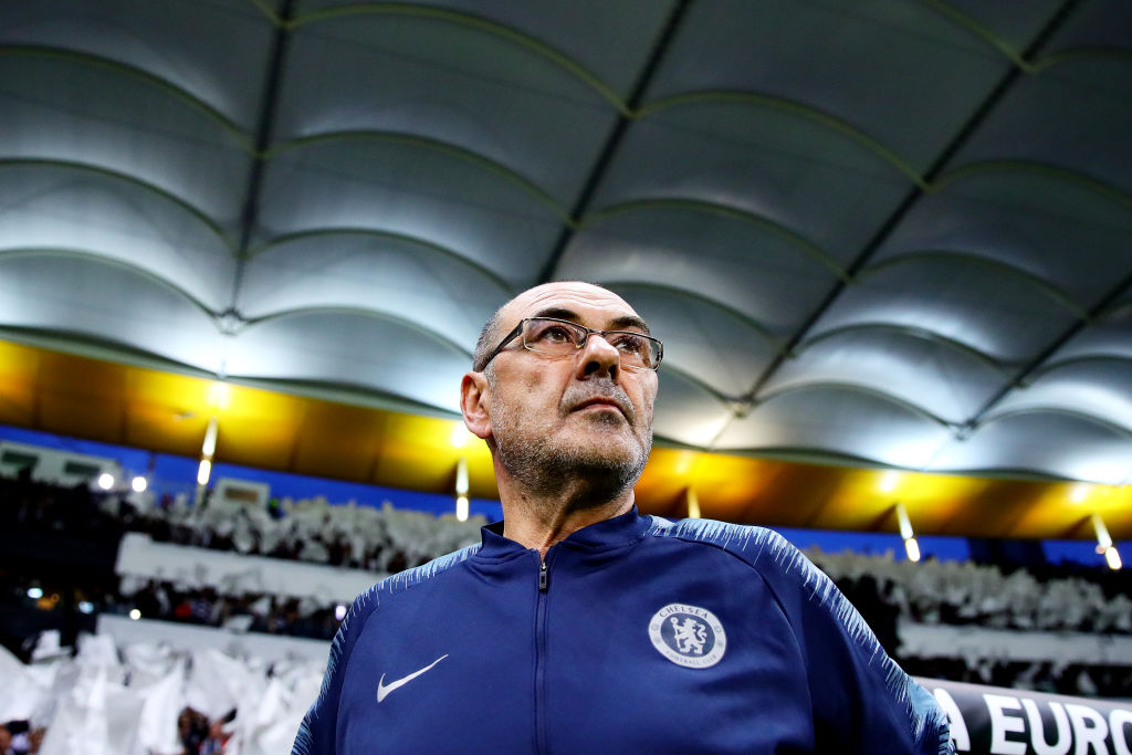 Maurizio Sarri: Chelsea officially announces Sarri's exit as he becomes new Juventus manager