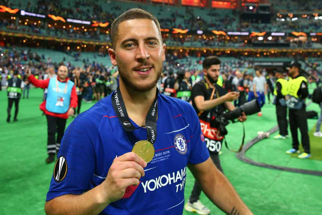 Eden Hazard: Real Madrid confirm date and time for new signing unveiling at Santiago Bernabeu