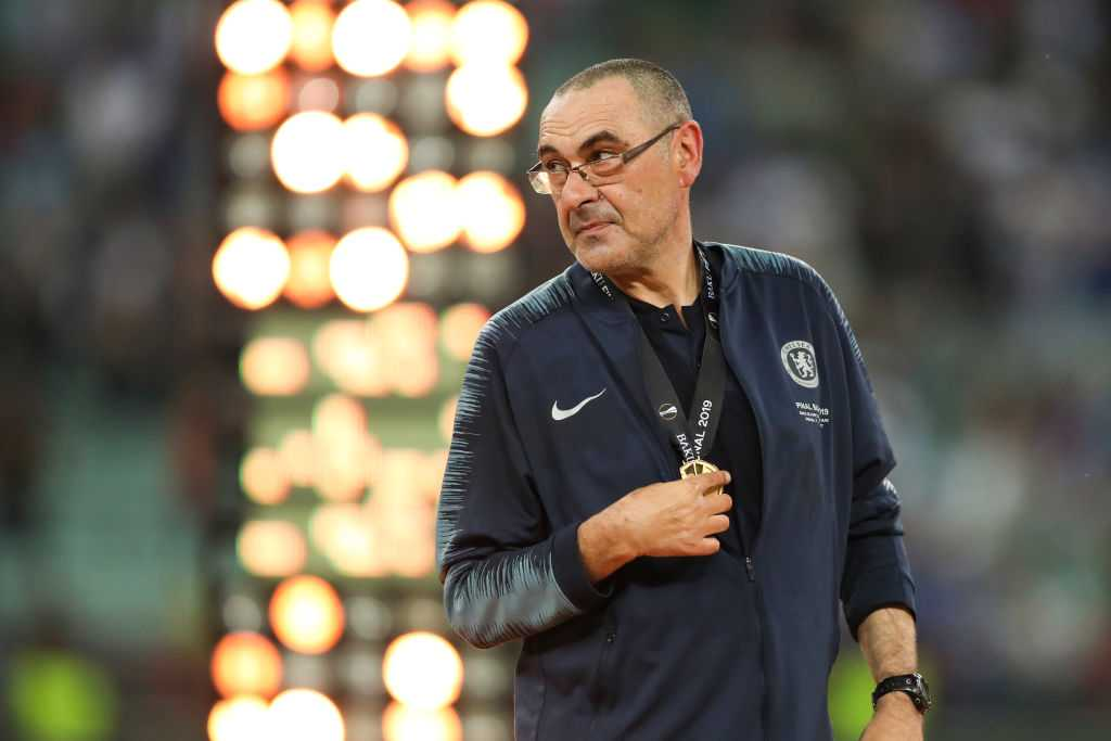 Chelsea Manager: Maurizio Sarri's replacement found   Chelsea news