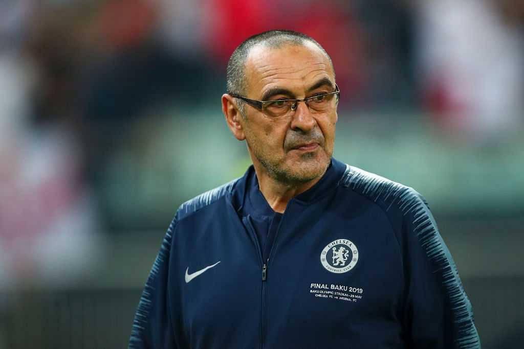 Maurizio Sarri: Chelsea reject Sarri's wish to remain at club amidst Juventus interest