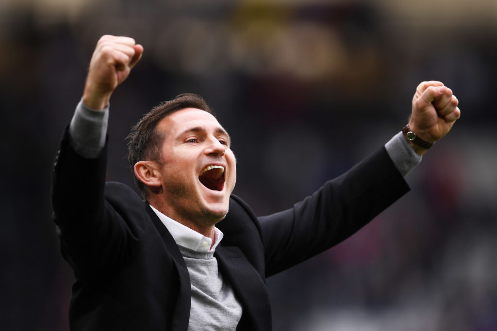 Frank Lampard: Former Chelsea Captain calls Lampard managerial move to Stamford Bridge 'too soon'
