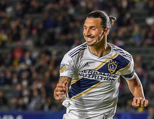 Zlatan Ibrahimovic Goal: Watch Former Manchester United star score a belting overhead kick goal for LA Galaxy