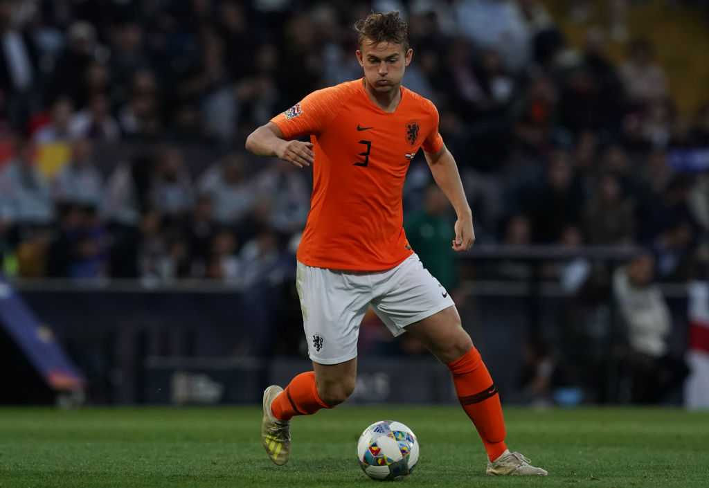 Barcelona are preparing to make one final push for Matthijs De Ligt.