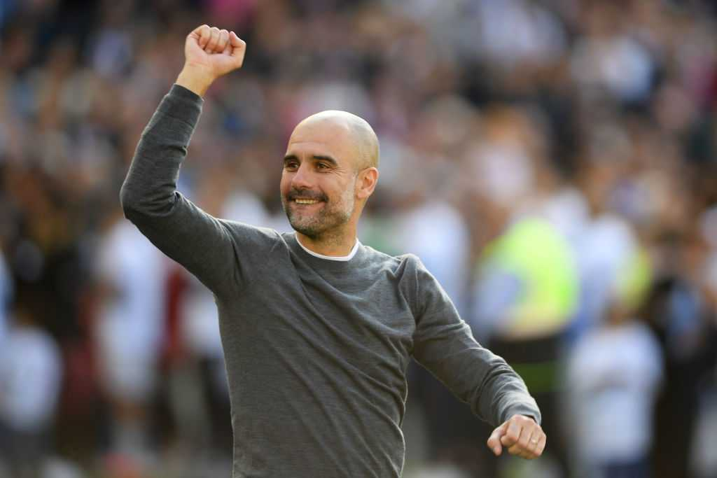 Pep Guardiola: Manchester City boss backs Ernesto Valverde for his managerial role at Barcelona