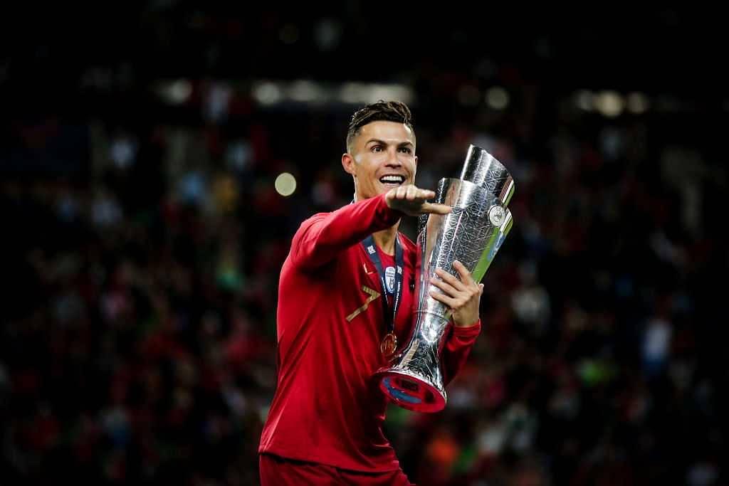 Cristiano Ronaldo: Juventus star makes huge statement over Ballon d'Or following Nations League triumph