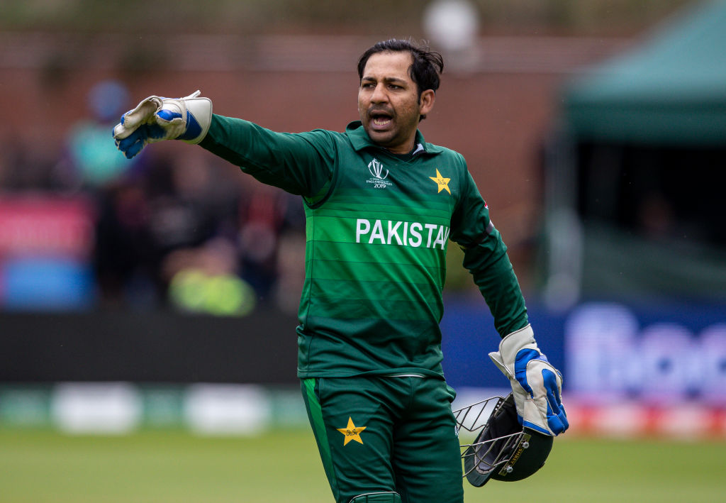 Sarfaraz Ahmed issues severe warning to his teammates after Pakistan's loss versus India at Old Trafford in Manchester | Cricket World Cup 2019