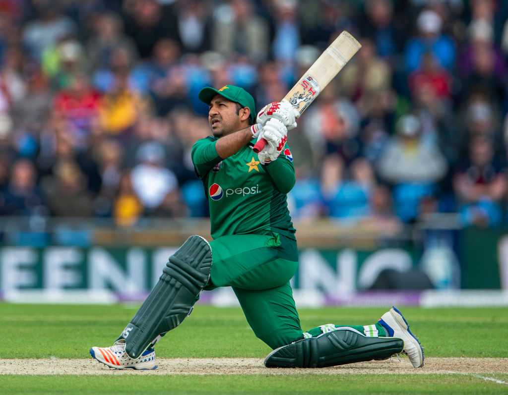 Sarfaraz Ahmed furious with Indian team getting batting friendly pitches at World Cup 2019