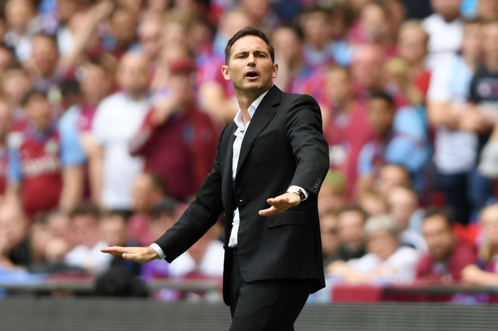 Frank Lampard to Chelsea: Blues have to pay £4 million to hire Lampard from Derby