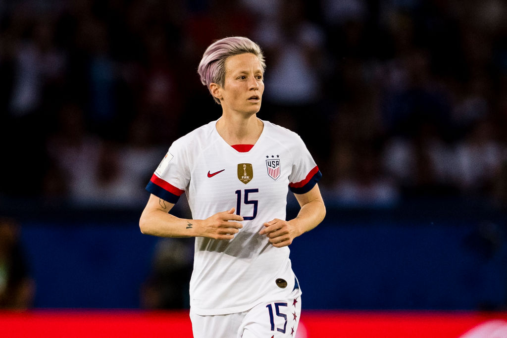 Megan Rapinoe says gays are essential to win games after USA beat France in World Cup quarter final