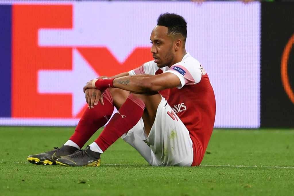 Pierre-Emerick Aubameyang: Arsenal superstar drops a massive transfer hint to China on social media