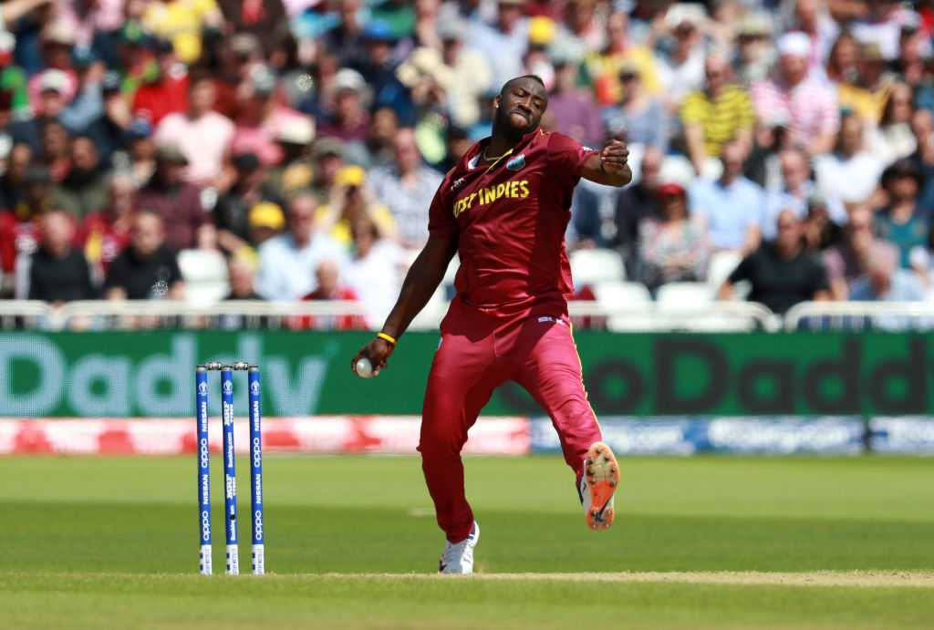 Why is Andre Russell not playing in today's West Indies vs South Africa match   Cricket World Cup 2019