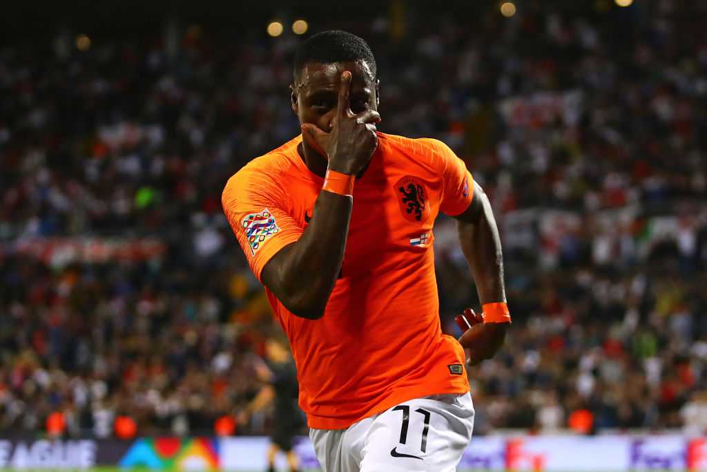Quincy Promes goal Vs England: Watch John Stones committing a calamitous mistake to hand over lead to the Dutch