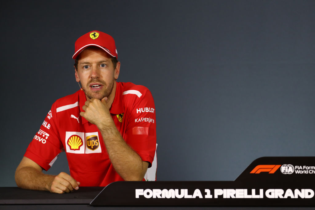 F1 News : Sebastian Vettel Canadian GP Penalty to be reviewed by FIA as Ferrari bring in minor upgrades for French Grand Prix