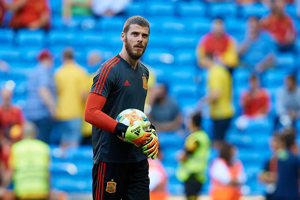 David De Gea: Manchester United set to offer a new deal to De Gea amidst departure speculations