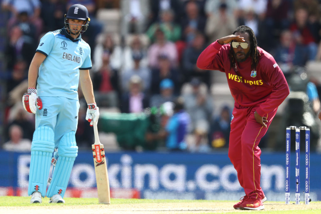 Chris Gayle dance moves vs England: Watch Gayle's hilarious dancing steps entertain the crowd at Southampton | England vs West Indies