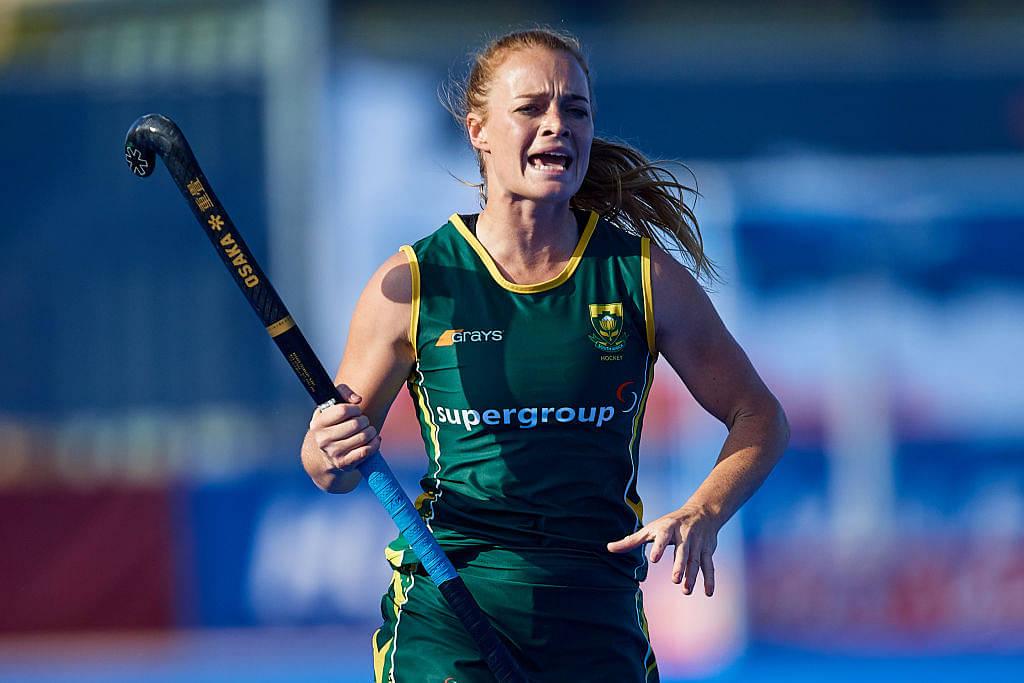 SA-W vs SPA-W Dream 11 Prediction : Best Dream11 team for today's South Africa vs Spain   Women FIH Series Final