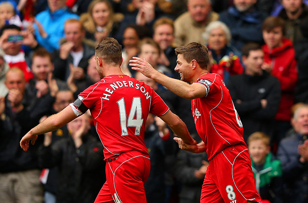 Steven Gerrard: Former Liverpool Skipper makes huge statement about Jordan Henderson after CL win