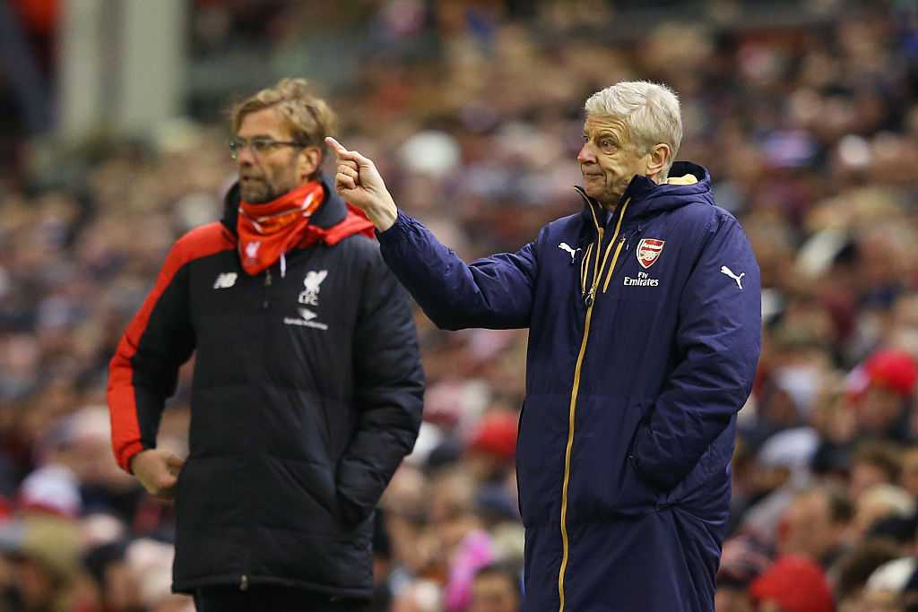 Jurgen Klopp: Arsene Wenger alarms Liverpool boss for transfers after Champions league victory