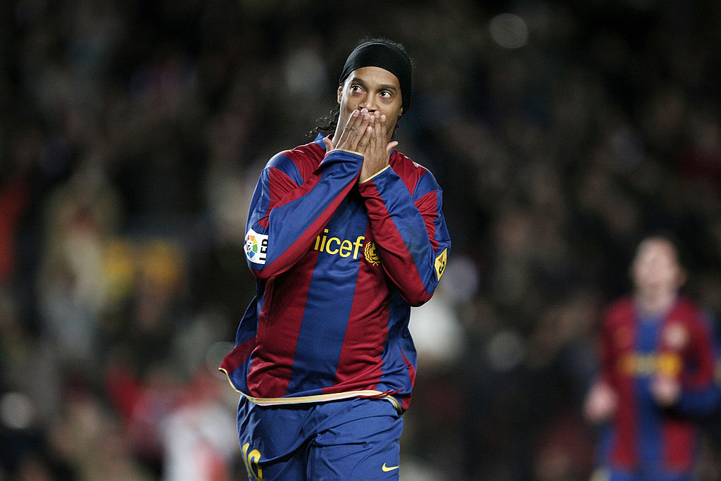 Ronaldinho demanded twice-a-week party clause in contract with a club