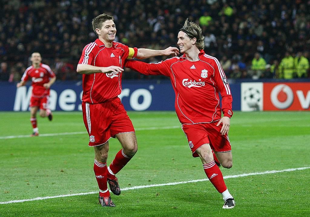 Fernando Torres: Former Liverpool striker says how he felt when Steven Gerrard announced his retirement