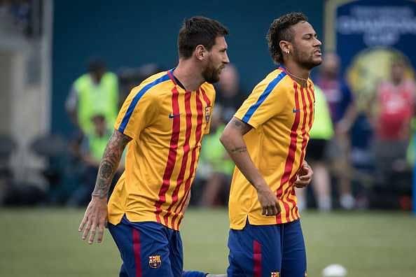 Antoine Griezmann Transfer News: Lionel Messi prefers Neymar over Griezmann for one sole reason