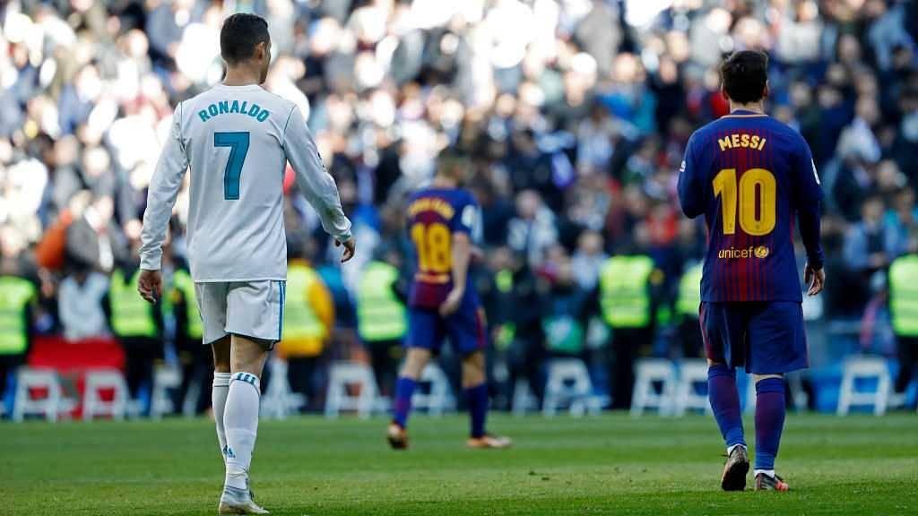 Lionel Messi on Ronaldo: Barcelona captain misses arch-rival Cristiano Ronaldo in La Liga