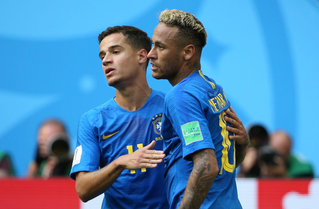 Neymar Transfer: Philippe Coutinho could join PSG in a possible swap deal